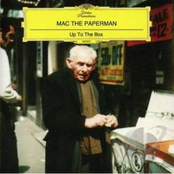 Mac The Paperman - Up To The Box CD Cover Art