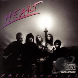 Heart - Passionworks CD Cover Art