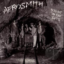 Aerosmith - Night in the Ruts CD Cover Art