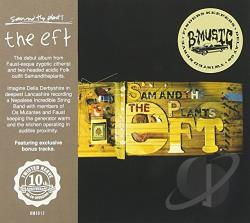 Samandtheplants - Eft CD Cover Art