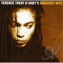 D'Arby, Terence Trent - Terence Trent D'Arby's Greatest Hits CD Cover Art