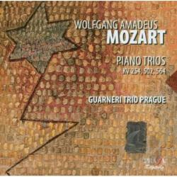 Guarneri Trio Prague - Mozart: Piano Trios K. 254, 502 & 564 SA Cover Art