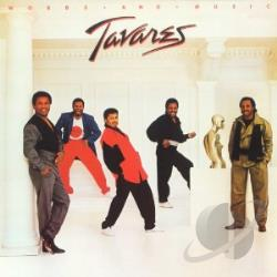 Tavares - Words and Music CD Cover Art