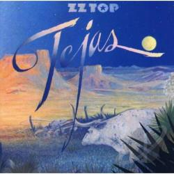 ZZ Top - Tejas CD Cover Art