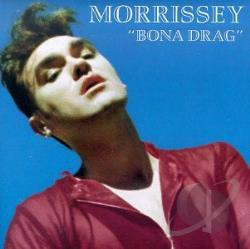 Morrissey - Best of Morrissey CD Cover Art