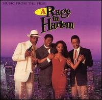 Rage In Harlem - A Rage in Harlem CD Cover Art