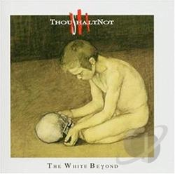 Thoushaltnot - White Beyond CD Cover Art