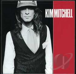 Mitchell, Kim - Kim Mitchell CD Cover Art