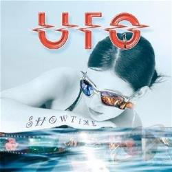 U.F.O. - Showtime CD Cover Art