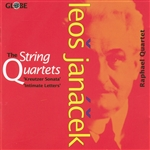 Quartet, Raphael - Janacek: The String Quartets CD Cover Art