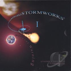 Melillo, Stephen - Stormworks, Chapter 1: Without Warning CD Cover Art