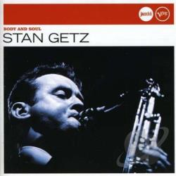 Getz, Stan - Body and Soul CD Cover Art