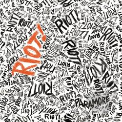 Paramore - Riot! CD Cover Art