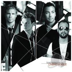 Backstreet Boys - Unbreakable CD Cover Art