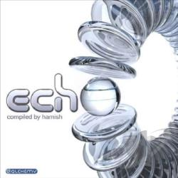 Echo - Echo Compiled By Hamish CD Cover Art