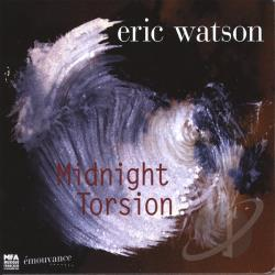Watson, Eric - Midnight Torsion CD Cover Art
