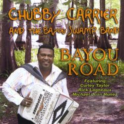 Carrier, Chubby - Bayou Road CD Cover Art