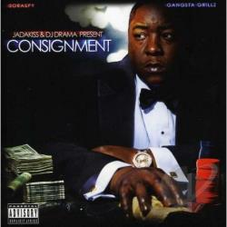 Jadakiss - Consignment CD Cover Art