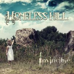 Homeless Hill - Invincible CD Cover Art