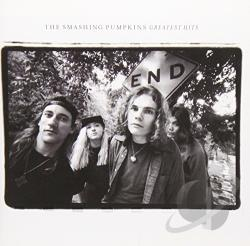 Smashing Pumpkins - Greatest Hits CD Cover Art