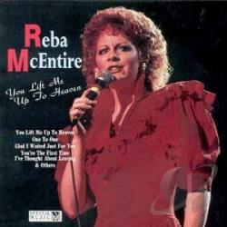 McEntire, Reba - You Lift Me Up To Heaven CD Cover Art