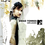 Torres, Diego - Diego Torres: MTV Unplugged CD Cover Art