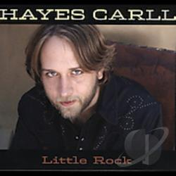 Carll, Hayes - Little Rock CD Cover Art