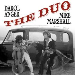 Anger, Darol - Duo CD Cover Art
