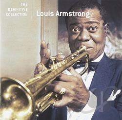 Armstrong, Louis - Definitive Collection CD Cover Art