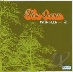 Flow, Main - Flow Season CD Cover Art