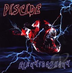 Piscide - Elekktroshokk CD Cover Art
