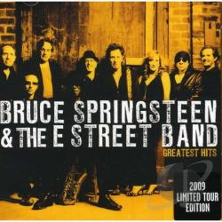 Springsteen, Bruce - Greatest Hits CD Cover Art