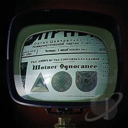 Army of the Universe - Mother Ignorance CD Cover Art