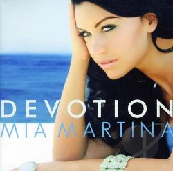 Martina, Mia - Devotion CD Cover Art