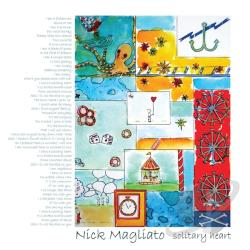 Magliato, Nick - Solitary Heart CD Cover Art