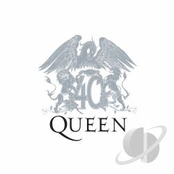 Queen - Queen 40 Limited Edition Collector's Box Set, Vol. 2 CD Cover Art