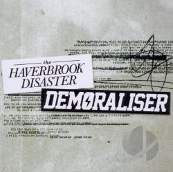 Haverbrook Disaster - Split CD Cover Art