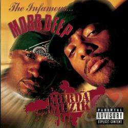 Mobb Deep - Murda Muzik CD Cover Art