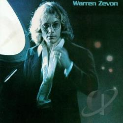 Zevon, Warren - Warren Zevon CD Cover Art