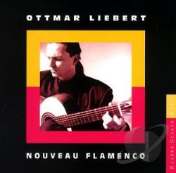Liebert, Ottmar - Nouveau Flamenco CD Cover Art