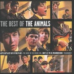 Animals - Best Of CD Cover Art