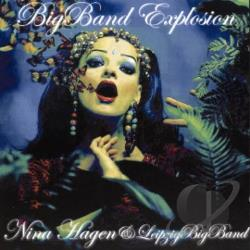 Hagen, Nina - Big Band Explosion CD Cover Art