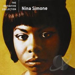 Simone, Nina - Definitive Collection CD Cover Art