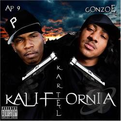 AP.9 - Kartel Kalifornia CD Cover Art