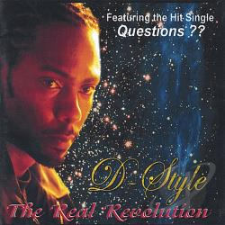 Dstyle Z - Real Revolution CD Cover Art