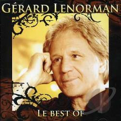 Lenorman, Gerard - Le Best of Gerard Lenorman CD Cover Art