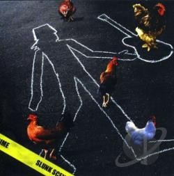 Buckethead - Crime Slunk Scene CD Cover Art