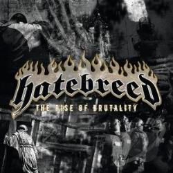 Hatebreed - Rise Of Brutality LP Cover Art