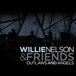Nelson, Willie - Outlaws And Angels DB Cover Art