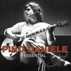 Daniele, Pino - Essential CD Cover Art